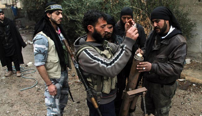 Militants killed in Syria's Dara'a, Hama: military sources