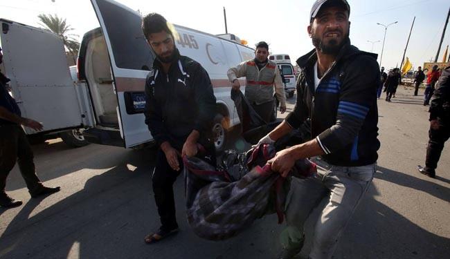 Bombings kill at least 15 in Iraq capital: officials