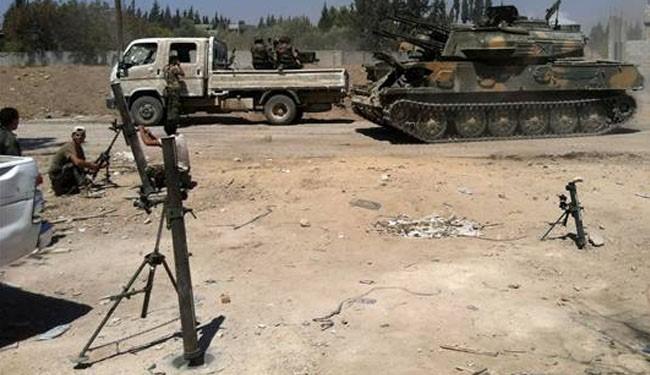 Syria army kills many militants in new operations
