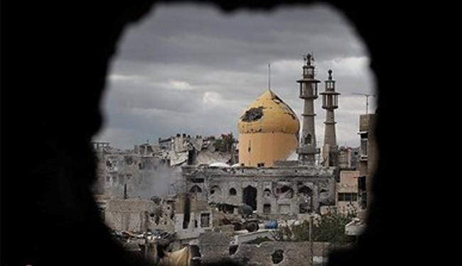 In picture: Liberation of Hazrat Sakina shrine in Syria