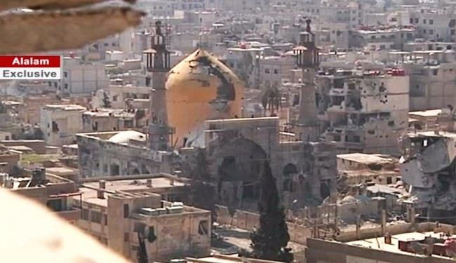 Photo of Exclusive: Liberation of Sayeda Sukayna shrine in Syria