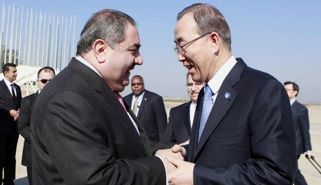 Ban urges Iraq to address root causes of violence