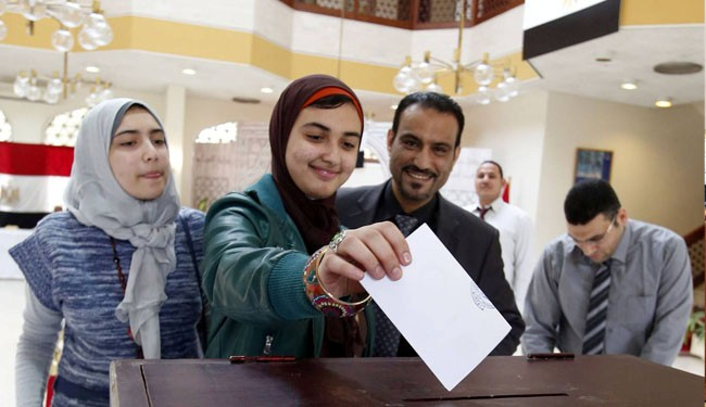Egyptian voters approve new constitution: Ministry