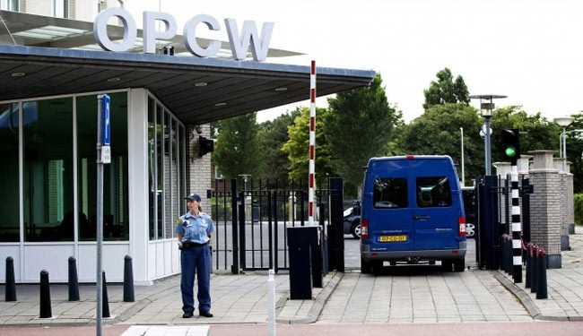Photo of Reported attacks on Syrian chemicals worries OPCW