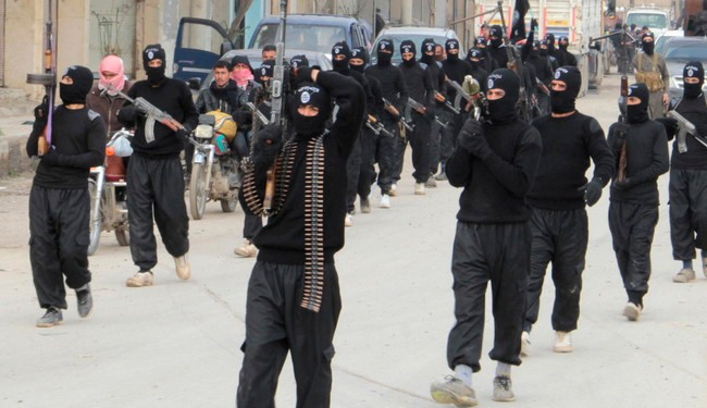 Syria militants already discussed where to bomb in US, Europe