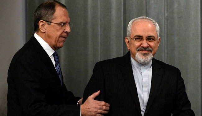 Lavrov: Iran absence in Syria talks will be profane