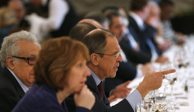 Photo of No hint of concession as Syria talks enter day two