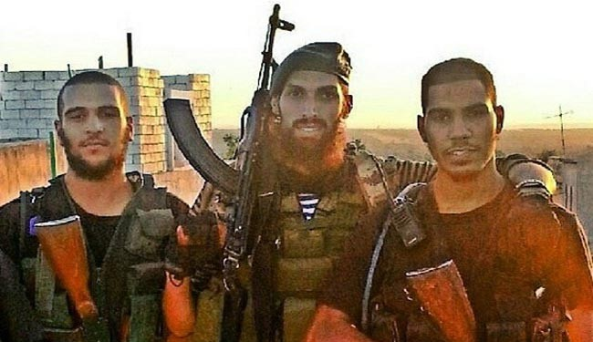 British pair arrested for financing Syria terror bid