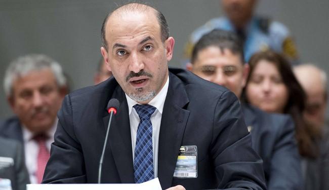 Head of Syrian opposition leaves Geneva II talks