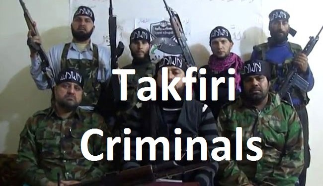 Takfiri infighting in Syria troubles their sponsors