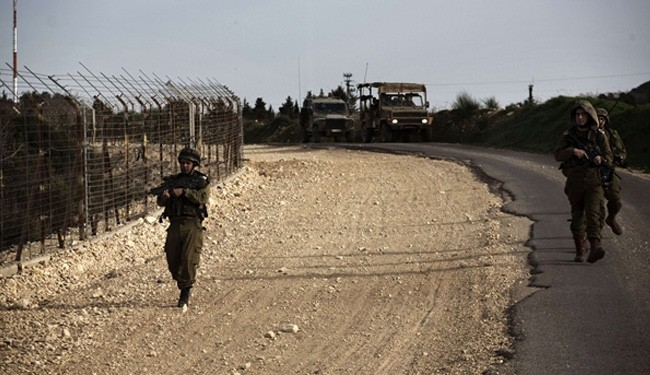 Israeli soldier wounded in blast on Lebanon border
