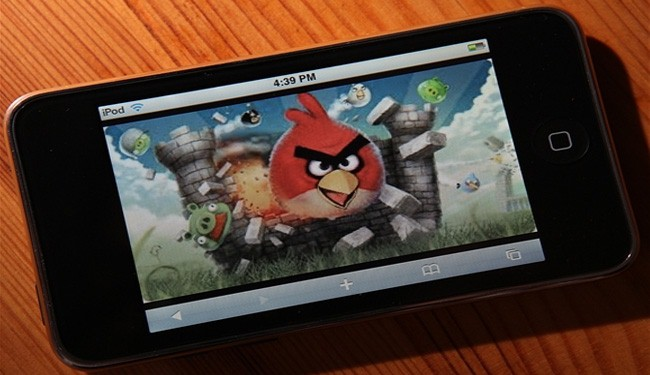 Photo of US, British spies targeting phone apps like Angry Birds