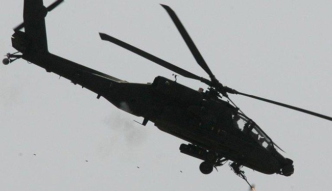 US plans to sell 24 Apache helicopters to Iraq