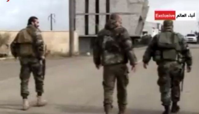 Photo of Exclusive: Syrian army prepares major operation in Rif Homs