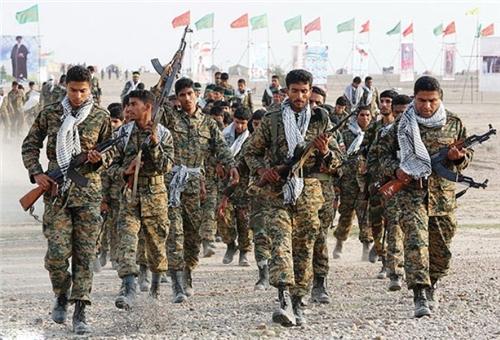 Photo of Commander: Basij Preparing to Stage Massive Wargames in Northwestern Province