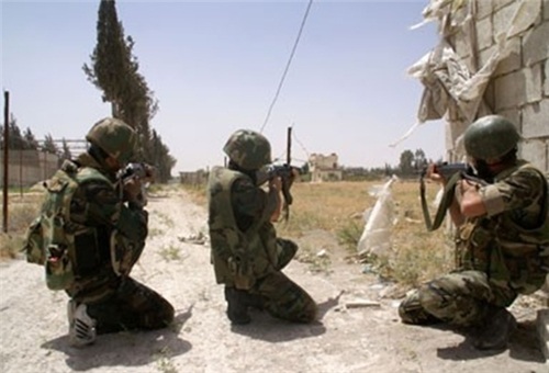 Photo of Syrian Army, Kurds Block Aid to Terrorists in Hasaka