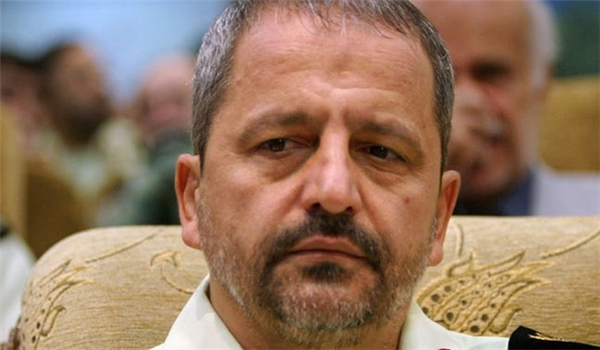 Photo of Commander: Police Working Hard to Secure Release of Abducted Iranian Border Guards