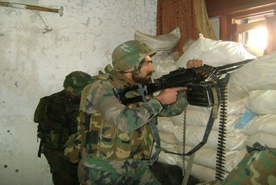 Photo of Army takes full control over al-Jarajir village, eliminates terrorists in Damascus Countryside