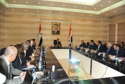 Photo of Premier: Building housing units for displaced Syrians returning from neighboring countries