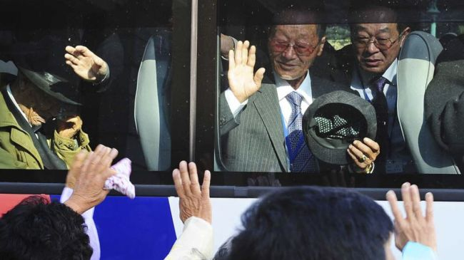 Photo of North Korea agrees to family reunion talks with South