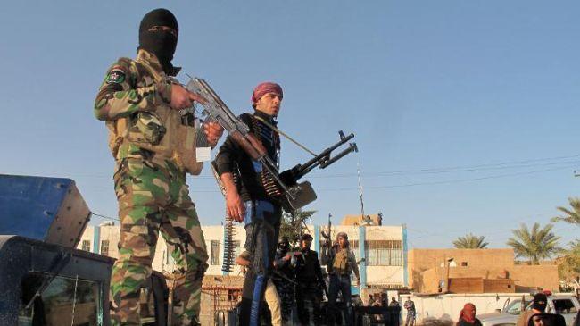 Photo of Iraqi forces recapture several Ramadi neighborhoods