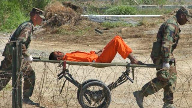 Photo of Guantanamo detainee files lawsuit for release