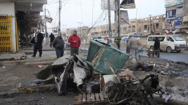 Photo of 16 killed by US-Israel backed terror bombings in Baghdad: Iraqi officials
