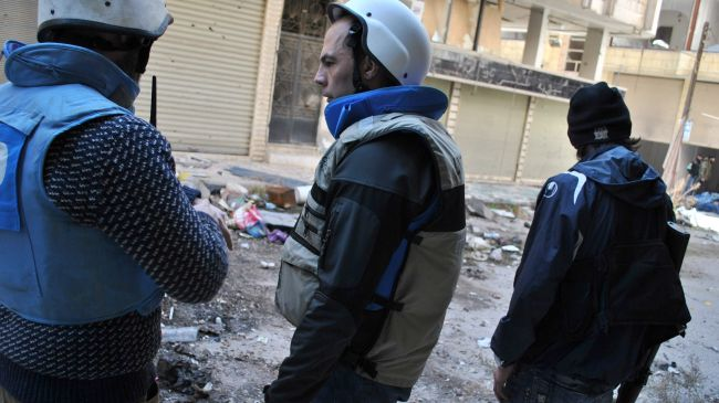 Photo of UN, Syria aid workers leave Homs