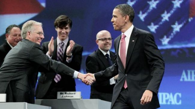 Photo of AIPAC rejects backing Obama for delaying sanctions against Iran