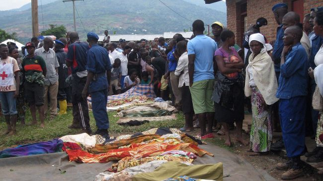 Photo of Torrential rains kill 60 in Burundi capital