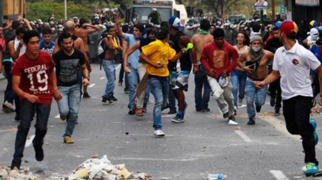 Photo of US provocation: 2 killed in pro, anti-govt. protests in Venezuela
