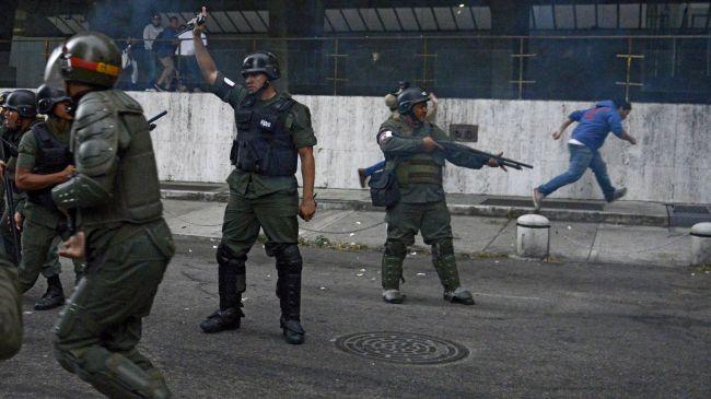 Photo of Venezuelan capital braces for massive rallies
