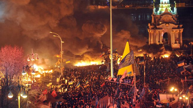 Photo of Russia condemns Ukraine protests as attempted coup