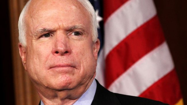 Photo of Obama the 'most naive president': McCain