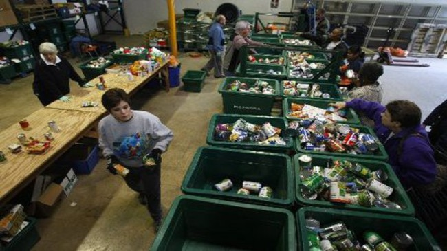 Photo of British food banks disgraceful for country