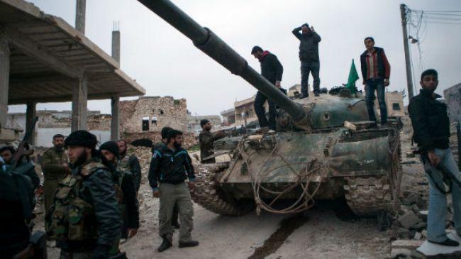 Photo of 'KSA main sponsor of terror in Syria'