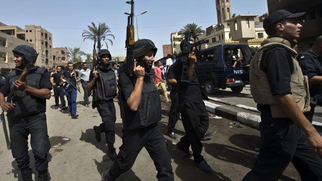 Photo of The gunmen shoot dead officer in northeastern Egypt