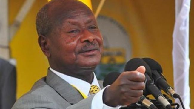 Photo of Uganda president signs anti-gay bill into law
