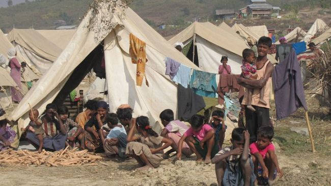 Photo of Rights group blasts Myanmar over Rohingya abuse