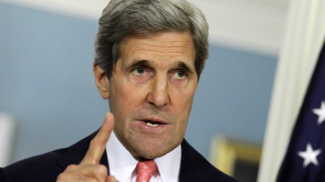 Photo of Zionist Kerry says next Afghan president will sign deal with US
