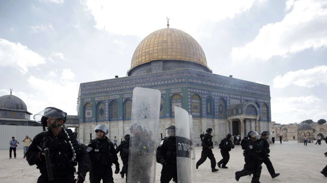 Photo of Zionist regime forces to limit access to al-Aqsa Mosque