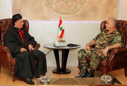 Photo of Lebanese Commander from Rome: Determined to Prevent Spillover from Syria Conflict to Lebanon