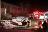 Explosion at ball-bearing plant in US leaves 15 injured