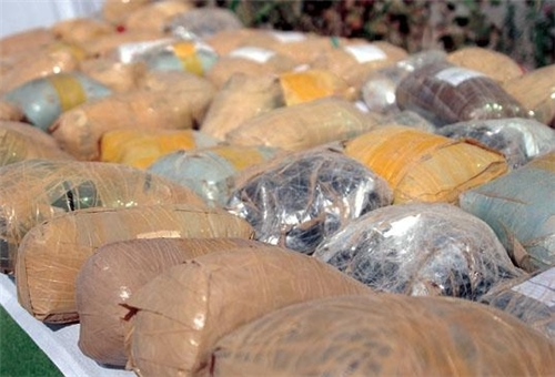 Iranian Police Seize 1 Ton of Narcotics in Southern Province in 1 Week