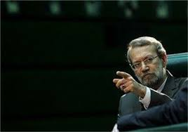 Larijani believes 'sanctions scenario' as 'no outcome for West'