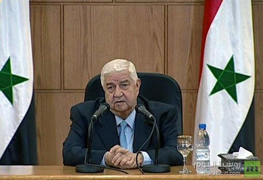 Photo of Al-Moallem: Syria Keen to Continue Geneva Negotiations