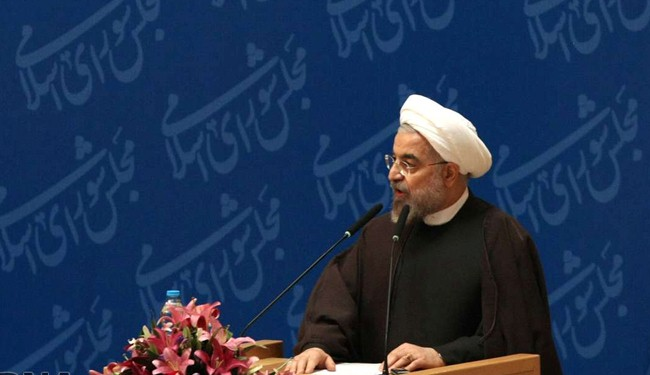 Rouhani: Syria should get ready for elections