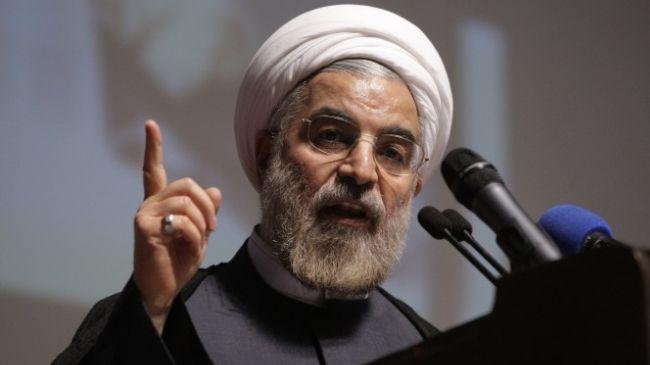 Photo of Rouhani Urges Solidarity among Muslims