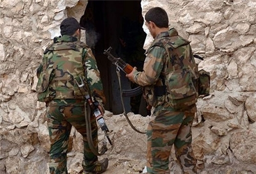 Syria Arrests Hoard of Arab, Turkish Spies