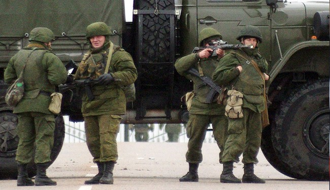 Ukraine set to announce state of emergency in Crimea